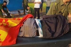 Người đàn ông tử vong tại trạm xe buýt