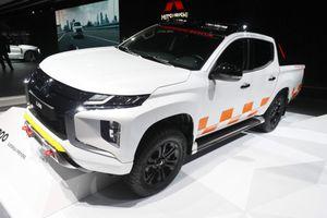Mitsubishi L200 sử dụng động cơ turbo diesel ra mắt châu Âu