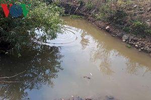 3 trẻ em đuối nước thương tâm ở Gia Lai