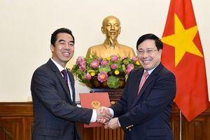 Tân Thứ trưởng Bộ Ngoại giao mới được bổ nhiệm là ai?