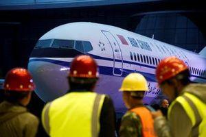Trung Quốc tạm ngừng sử dụng máy bay Boeing 737 MAX 8