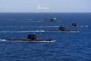 Trung Quốc 'giật mình' trước màn thị uy sức mạnh của tàu ngầm Australia