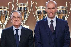 Zidane quay lại Real Madrid là 'dính đòn'?