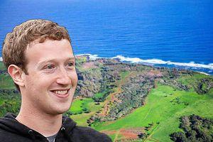 Bên trong 'biệt phủ' bí mật của CEO Facebook ở Hawaii