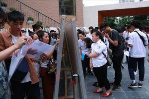 Sẽ có thí sinh điểm cao bị trượt tốt nghiệp sau gian lận ở Hòa Bình?