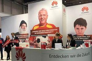 Mỹ cảnh báo đồng minh Đức trả giá đắt nếu dùng thiết bị của Huawei
