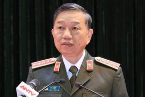 Bộ trưởng Công an: 'Giảm 5.000 tội phạm sẽ giảm được 2 nhà tù'