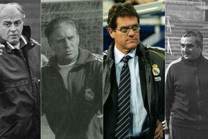 Thành tích và số phận của 10 HLV 'tái hôn' với Real Madrid