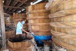 Dự thảo tiêu chuẩn sản xuất nước mắm chưa nhận được sự đồng thuận