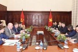 IIB sẽ đẩy mạnh các hoạt động tại Việt Nam
