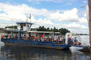 Kiểm tra việc đưa rước hành khách tại ngã ba sông Nhà Bè - Lòng Tàu