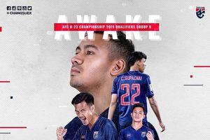 Thái Lan công bố danh sách đội U23: Có 5 đồng đội của Văn Lâm, 4 đồng đội của Xuân Trường