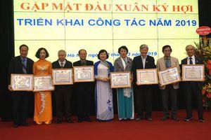 Hội Cựu giáo chức cơ quan Bộ GD&ĐT đóng góp hiệu quả vào hoạt động GD chung