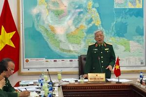 Việt Nam chuẩn bị Bệnh viện dã chiến cấp 2 số 2 tham gia hoạt động gìn giữ hòa bình LHQ