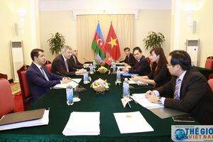 Tham vấn chính trị Bộ Ngoại giao Việt Nam và Bộ Ngoại giao Azerbaijan