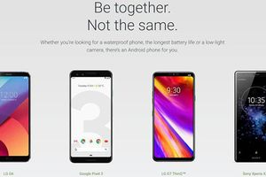 Chương trình Android Q mở rộng hỗ trợ điện thoại