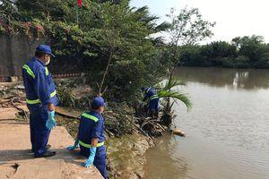 Phát hiện thi thể người đàn ông trên sông Rạch Chiếc