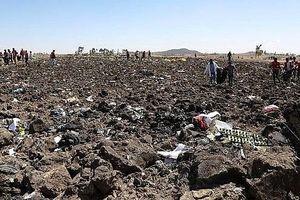 Vụ tai nạn máy bay Ethiopia: Phi công thông báo, muốn quay trở lại sân bay...
