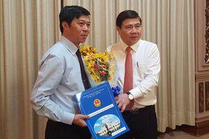 TPHCM bổ nhiệm nhiều lãnh đạo chủ chốt