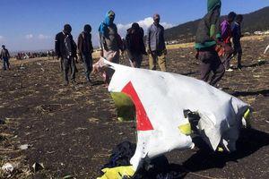 Một gia đình có 6 người chết trong tai nạn máy bay ở Ethiopia