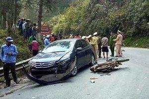 Thông tin mới về vụ 'bắt vạ' lái xe ô tô 400 triệu sau tai nạn tại Sa Pa