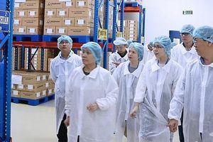 Dược phẩm Imexpharm chuẩn bị đưa vào sử dụng hai nhà máy công nghệ cao