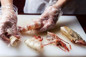 Những bộ phận của cá, tôm, cua, ốc, sò không nên ăn
