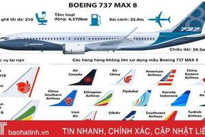 Thêm nhiều hãng hàng không tuyên bố tạm ngừng sử dụng Boeing 737 MAX 8