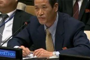 Triều Tiên yêu cầu Liên hợp quốc xem xét lại các nghị quyết trừng phạt