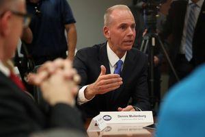 Giám đốc Boeing tự tin về độ an toàn của 737 MAX
