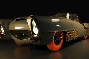 Chiêm ngưỡng chiếc xe cổ mạ vàng tại Triển lãm xe hơi Geneva