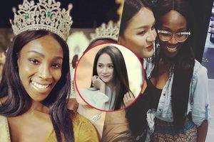 Thất vọng với mặt mộc nhợt nhạt của tân Hoa hậu Chuyển giới Quốc tế: Sức hút thua xa Hương Giang!