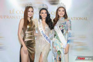 Minh Tú đọ dáng 'bất phân thắng bại' bên Nhật Hà, Ngọc Châu bất ngờ trở thành 'idol' của Chủ tịch Miss Supranational