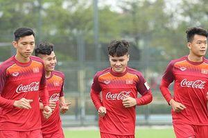 Lộ diện 'quân xanh' chất lượng của U23 Việt Nam trước thềm Vòng loại châu Á