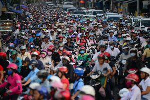 Hà Nội: Khi đường sắt trên cao hoạt động, sẽ cấm xe máy đường Nguyễn Trãi hoặc Lê Văn Lương