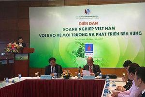 Môi trường - Thách thức của doanh nghiệp Việt Nam trước các FTA