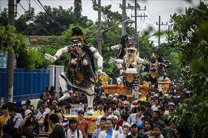 Đảo Bali 'mất điện' trong 'Ngày im lặng'