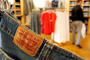 Thương hiệu quần jeans Levi's trở lại thị trường chứng khoán