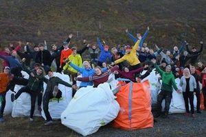 Trào lưu dọn rác vì môi trường thành 'Trend' mới trên mạng xã hội