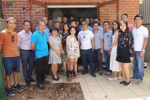 Tri thức kiều bào Australia tìm cách đưa nghiên cứu ứng dụng cao về VN