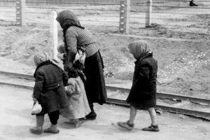 Cảnh tượng ám ảnh bên trong các trại tập trung của Đức Quốc xã