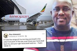 Tin nhắn kỳ lạ của hành khách trước khi máy bay Ethiopia rơi: Điềm báo trước thảm kịch?
