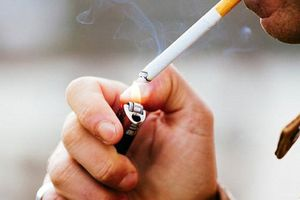 Tỷ lệ hút thuốc của nam giới khu vực thành thị đã giảm