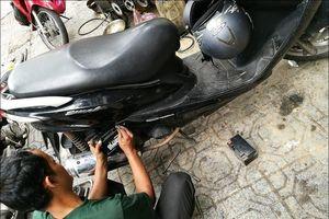 Dịch vụ thuê thợ giỏi đi cùng khi mua xe máy cũ, không hài lòng được đổi trả xe
