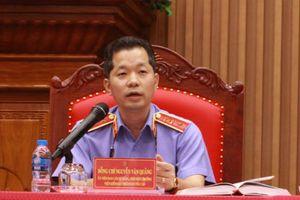 Ông Nguyễn Văn Quảng là thành viên Ban Chỉ đạo phòng, chống rửa tiền
