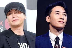 YG đuổi cổ Seungri, xin lỗi công chúng vì quản lý nghệ sĩ yếu kém