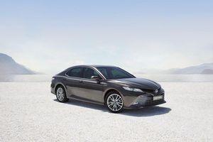 Toyota Camry trở lại châu Âu sau 14 năm vắng bóng, giá từ 39.000 USD