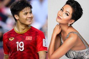 Quang Hải và H'hen Niê ở Top 10 gương mặt trẻ tiêu biểu 2018