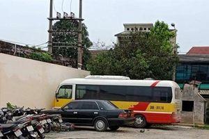 Xe buýt dù vụ 'nữ khách bị đánh hội đồng' đã bị tạm giữ