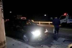 Nữ hiệu trưởng lái xe gây tai nạn: Gọi điện báo